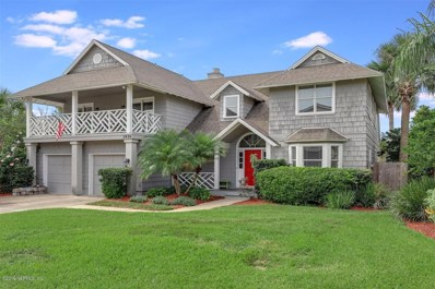 Jacksonville Beach, FL home for sale located at 3930 Duval Dr, Jacksonville Beach, FL 32250