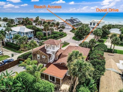 Jacksonville Beach, FL home for sale located at 3704 Duval Dr, Jacksonville Beach, FL 32250