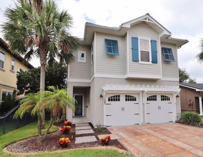 Jacksonville Beach, FL home for sale located at 128 36TH Ave S, Jacksonville Beach, FL 32250