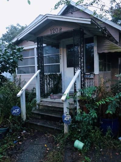 1208 Ida St, Jacksonville, FL 32208 - #: 1021466