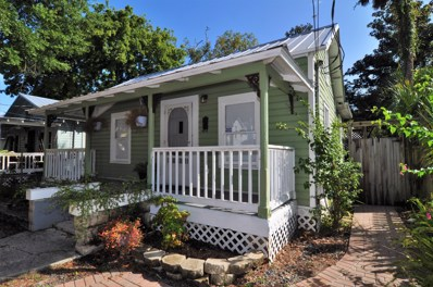 St Augustine, FL home for sale located at 71 Dumas St, St Augustine, FL 32084