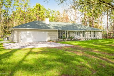 Bryceville, FL home for sale located at 12936 Sunowa Springs Trl, Bryceville, FL 32009