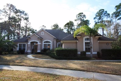 St Augustine, FL home for sale located at 844 Cypress Crossing Trl, St Augustine, FL 32095
