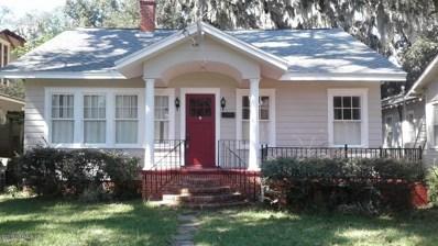 3563 Herschel St, Jacksonville, FL 32205 - #: 1021651