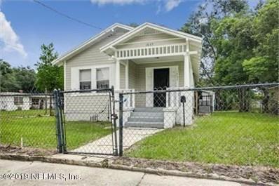 Jacksonville, FL home for sale located at 1837 Lambert St, Jacksonville, FL 32206