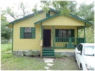 1870 Hartridge St, Jacksonville, FL 32209 - #: 1021884