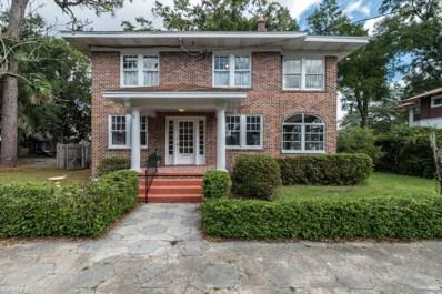 1405 Donald St, Jacksonville, FL 32205 - #: 1021950