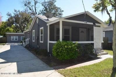 1718 Ashland St, Jacksonville, FL 32207 - #: 1022044