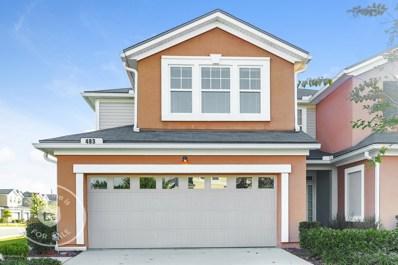 483 Ryker Way, Orange Park, FL 32065 - #: 1022668