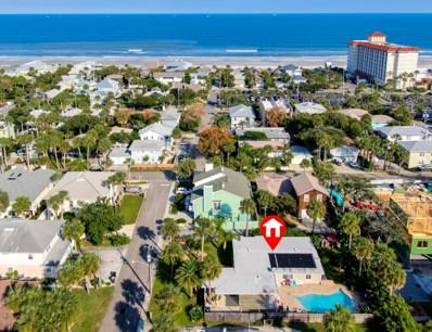 320 1ST St, Atlantic Beach, FL 32233 - #: 1022935