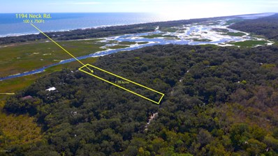 Ponte Vedra Beach, FL home for sale located at 1194 Neck Rd, Ponte Vedra Beach, FL 32082