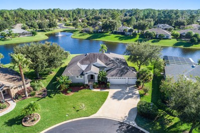 St Augustine, FL home for sale located at 805 Heron Point Dr, St Augustine, FL 32086