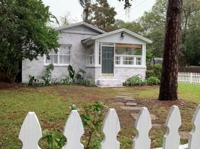 4603 French St, Jacksonville, FL 32205 - #: 1025220