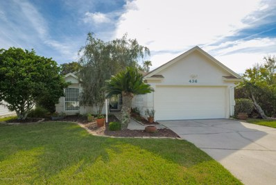 Ponte Vedra Beach, FL home for sale located at 436 La Reserve Cir, Ponte Vedra Beach, FL 32082