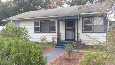1552 W 1ST St, Jacksonville, FL 32209 - #: 1025412