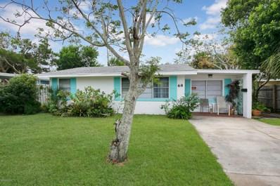68 River Dr, Ormond Beach, FL 32176 - #: 1025759