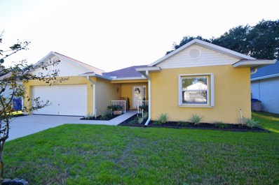 St Augustine, FL home for sale located at 805 Sugarcane Ave, St Augustine, FL 32095