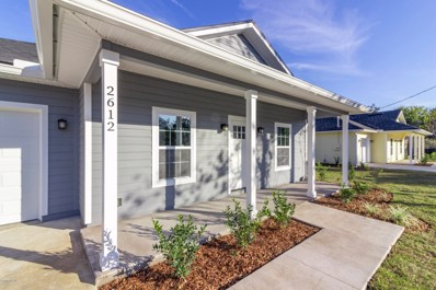 St Augustine, FL home for sale located at 2612 Hispanola Ave, St Augustine, FL 32086