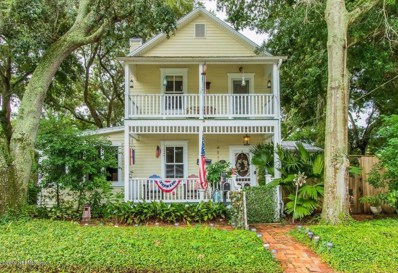 St Augustine, FL home for sale located at 27 Hope St, St Augustine, FL 32084