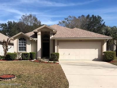 Jacksonville, FL home for sale located at 713 Tee Time Ln, Jacksonville, FL 32259