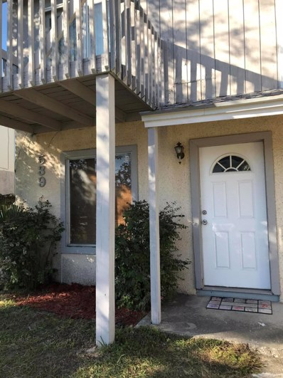 Jacksonville Beach, FL home for sale located at 539 6TH Ave S, Jacksonville Beach, FL 32250