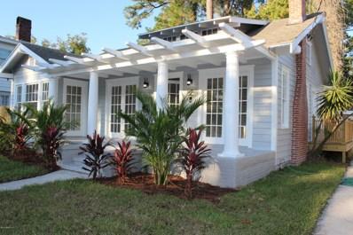 1359 Belvedere Ave, Jacksonville, FL 32205 - #: 1026493