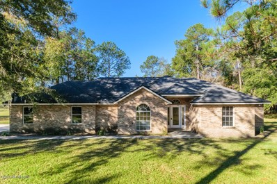 Bryceville, FL home for sale located at 6640 Lee Ln, Bryceville, FL 32009
