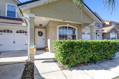 Orange Park, FL home for sale located at 2639 Tuscany Glen Dr, Orange Park, FL 32065