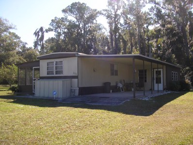 Crescent City, FL home for sale located at 111 Crestbreeze Manor, Crescent City, FL 32112