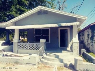 1409 W 5TH St, Jacksonville, FL 32209 - #: 1027947