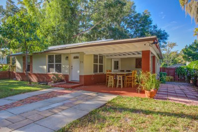 St Augustine, FL home for sale located at 34 Martin Luther King Ave, St Augustine, FL 32084
