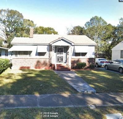 1203 W 10TH St, Jacksonville, FL 32209 - #: 1028085