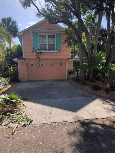 Atlantic Beach, FL home for sale located at 312 9TH St, Atlantic Beach, FL 32233