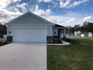 St Augustine, FL home for sale located at 489 Bluejack Ln, St Augustine, FL 32095