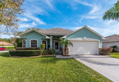 St Augustine, FL home for sale located at 520 Prosperity Lake Dr, St Augustine, FL 32092
