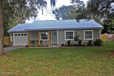 3512 Carmel Rd, St Augustine, FL 32086 - #: 1030005