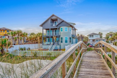 Jacksonville Beach, FL home for sale located at 2701 Ocean Dr S, Jacksonville Beach, FL 32250