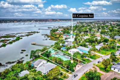 81 Coquina Ave, St Augustine, FL 32080 - #: 1031120
