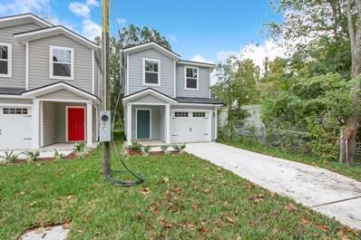 1277 Mull St, Jacksonville, FL 32205 - #: 1031411