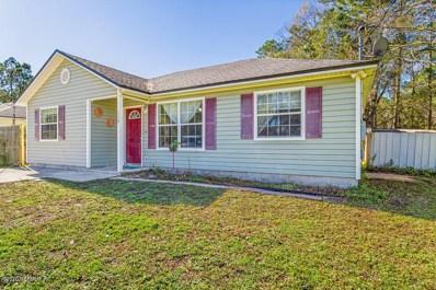 1115 N Brevard St, St Augustine, FL 32084 - #: 1031525