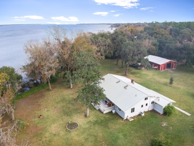 163 Federal Point Rd, East Palatka, FL 32131 - #: 1031613
