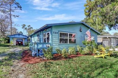 720 Palm Tree Rd, Jacksonville Beach, FL 32250 - #: 1031957