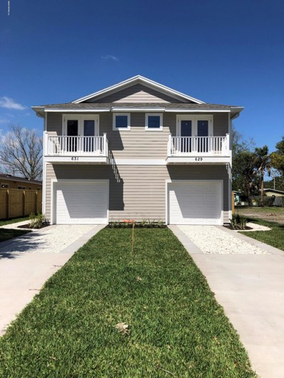 Jacksonville Beach, FL home for sale located at 629 4TH Ave S, Jacksonville Beach, FL 32250