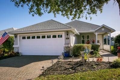 845 Copperhead Cir, St Augustine, FL 32092 - #: 1033403