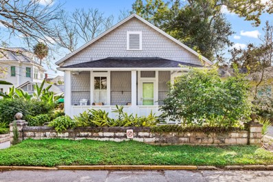 St Augustine, FL home for sale located at 29 Mulberry St, St Augustine, FL 32084