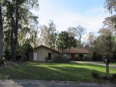 Jacksonville, FL home for sale located at 4033 Shady Creek Ln, Jacksonville, FL 32223