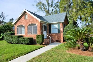 4803 Astral St, Jacksonville, FL 32205 - #: 1033981