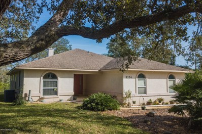 St Augustine, FL home for sale located at 5324 Riverview Dr, St Augustine, FL 32080