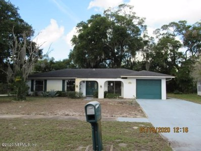 St Augustine, FL home for sale located at 1132 Dorado Dr, St Augustine, FL 32086
