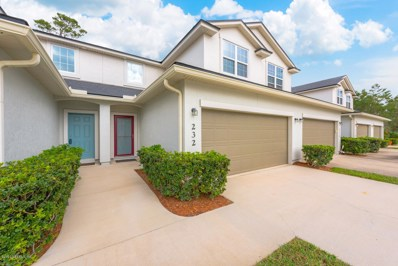 St Augustine, FL home for sale located at 232 Amistad Dr, St Augustine, FL 32086
